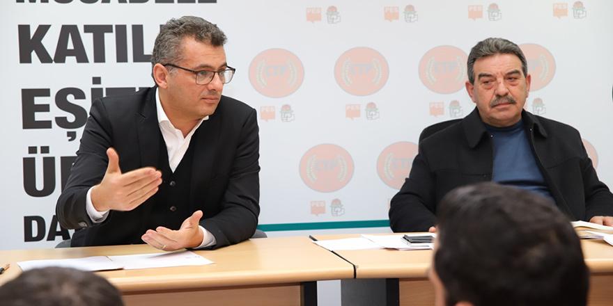 CTP Koordinasyon Toplantısı yapıldı
