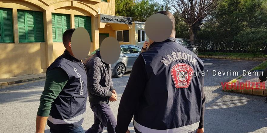 Uyuşturucu zanlılarına 3 gün tutukluluk