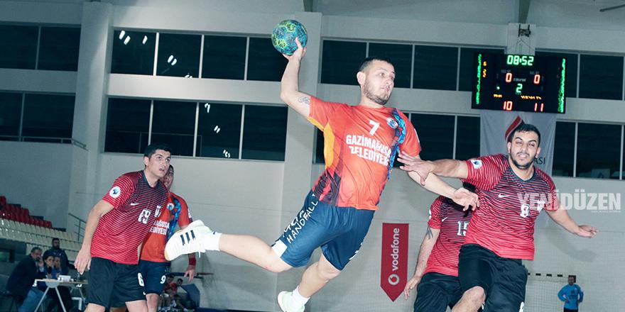 KTSYD Hentbol Kupası başladı