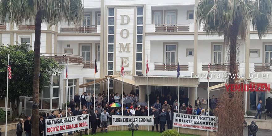"""""""BİZ KİRALIK DEĞİLİZ"""""""