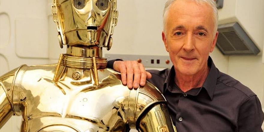 """""""C-3PO"""" Cyprus Comic Con 2019 için Kıbrıs'a geliyor"""
