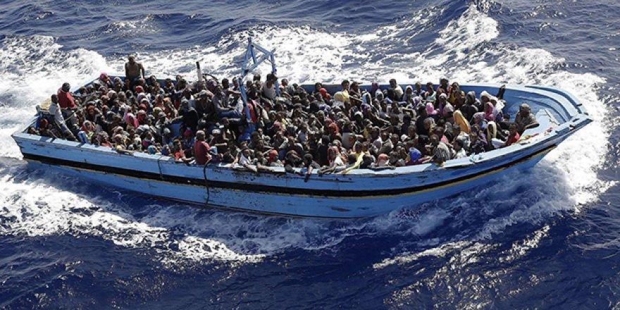 Akdeniz'de göçmen faciası: 117 kişi hayatını kaybetti