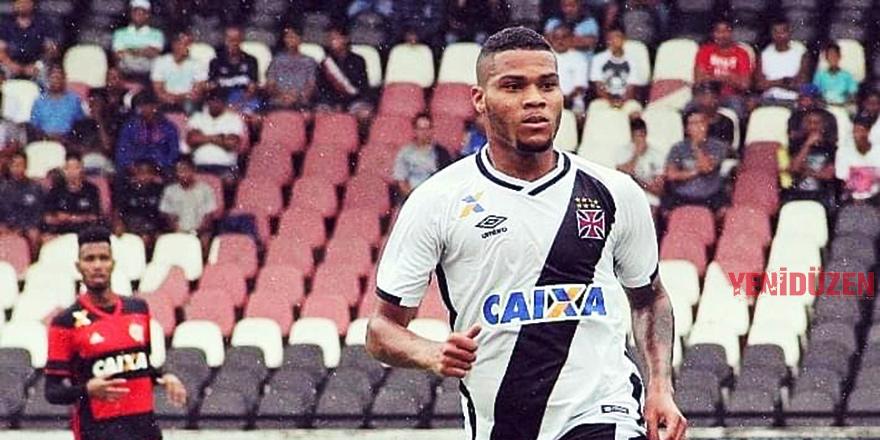 Binatlı'ya Brezilyalı golcü
