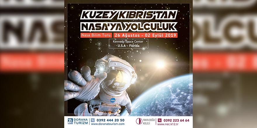 YDK'lılar Nasa Uzay Yolunda
