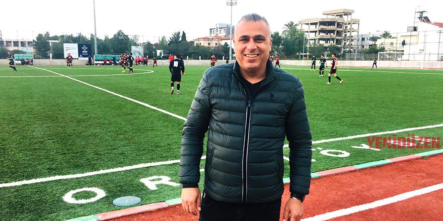 """Mannaş: """"Süper Lig için çalışıyoruz"""""""
