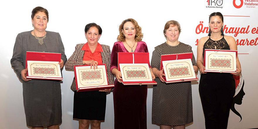 İş Kadınları Derneği yılın kadın girişimcilerini ödüllendirdi