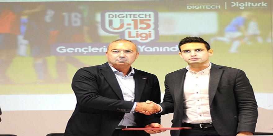 U15 Ligi'ne yeni sponsor