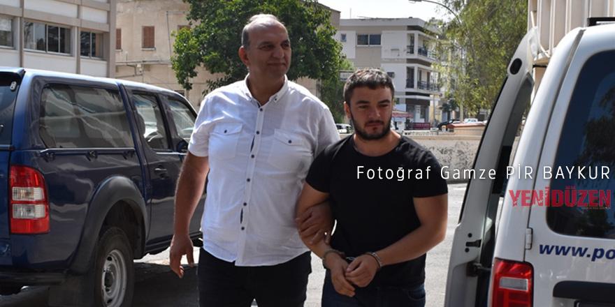 14 ay hapis cezasına mahkum edildi…