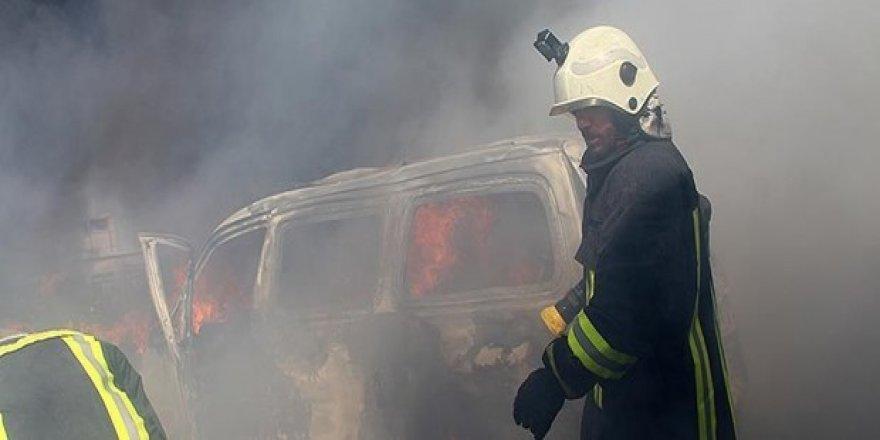 Suriye'de patlama: 7 yaralı