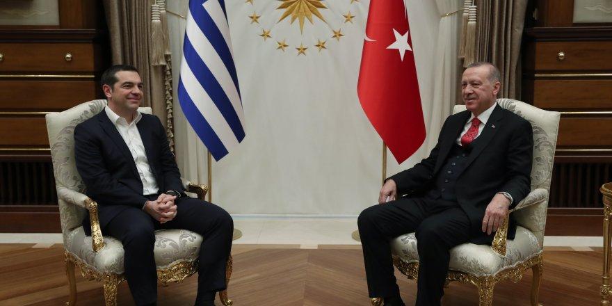 Çipras: Kıbrıs'ta adil ve kalıcı çözüm bulunmalı