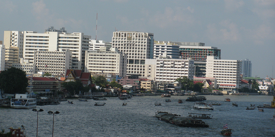 Bangkok/Tayland -2-