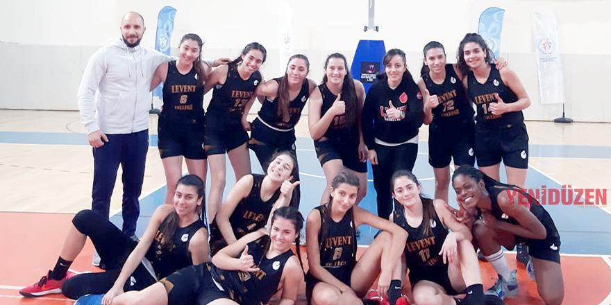 Levent Türkiye finallerinde