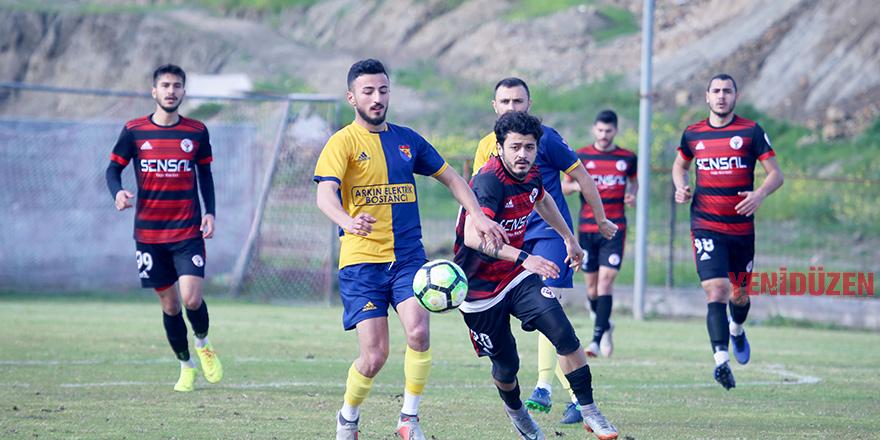 Hamitköy'de kazanan yok: 2-2
