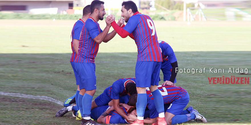 Göçmen'i golcüleri uçurdu: 0-2