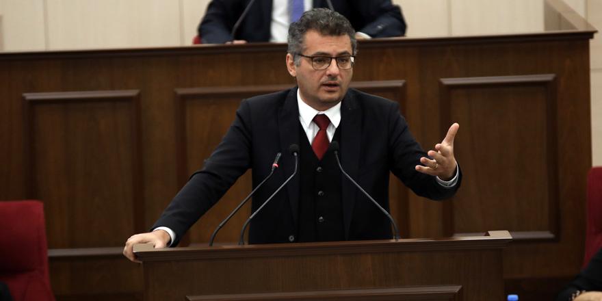 """""""Anastasiadis 26 Şubat'ta ne demek istediğini netleştirmeli"""""""
