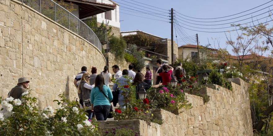 "Larnaka' daki ""Ay. Therapon"" ziyarete açılacak"