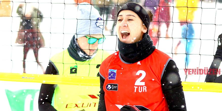 Merveli Türkiye yarı finalde