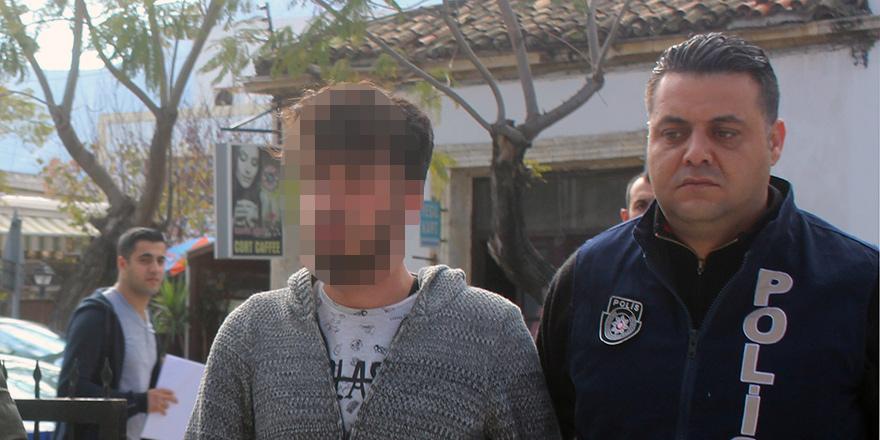 Futbol sahasında tecavüz iddiası
