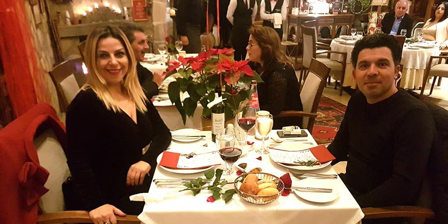 Optimum talihlilerine 'Sevgililer Günü' yemeği