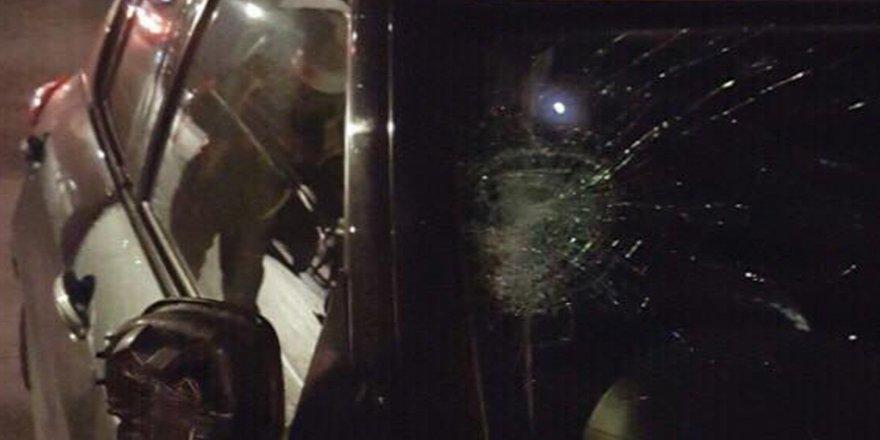 Lefkoşa'da yaya kazası: 1 ağır yaralı