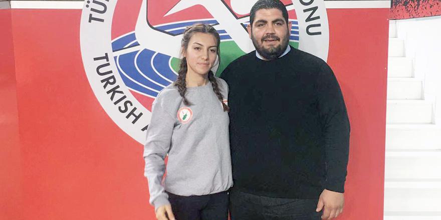 Aydın, Balkan Şampiyonası'nda yarıştı