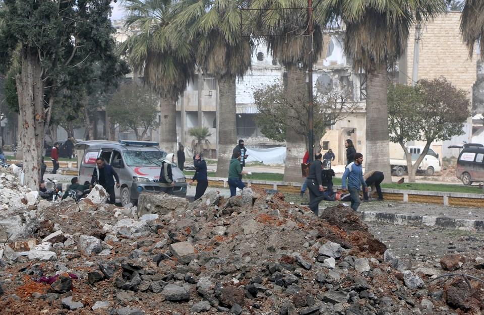 Suriye'de iki ayrı patlama: 15 ölü