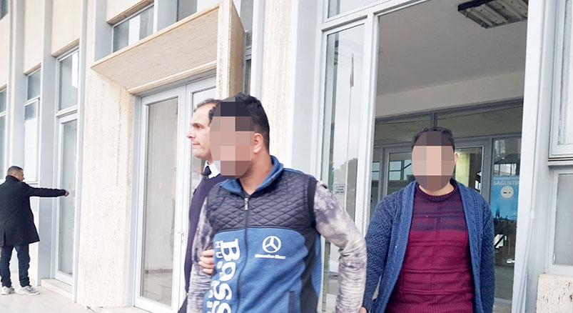 2 mültecinin tutukluluğu sürüyor