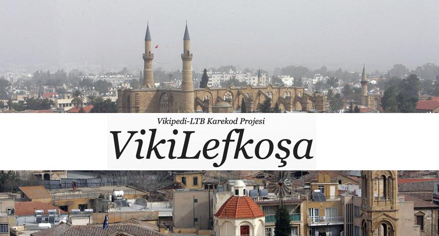 Lefkoşa'daki tarihi mekanlar için QR kod uygulaması