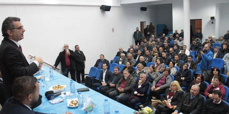 Başbakan Erhürman Yenierenköy'de