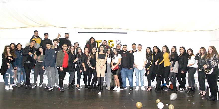 KTGBİ 'Gençlik Buluşması' gerçekleşti