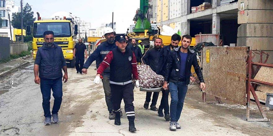 """Çalışma Dairesi: """"İnşaat faaliyete kapatılmıştır"""""""