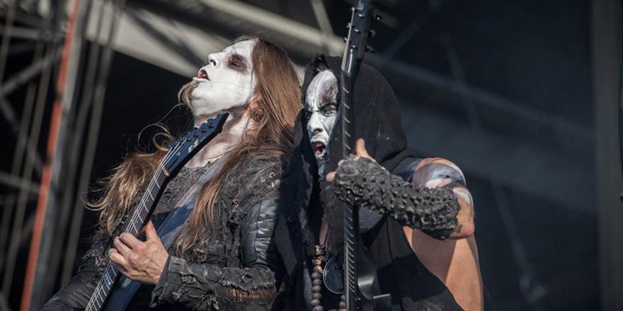 Polonyalı Metal Grubu BEHEMOTH Bizlerle