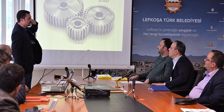 LTB'de iş sağlığı ve güvenliği için çalışmalar sürüyor