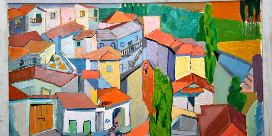 Kıbrıslı Rumlara ait 218 tablo iade edilecek