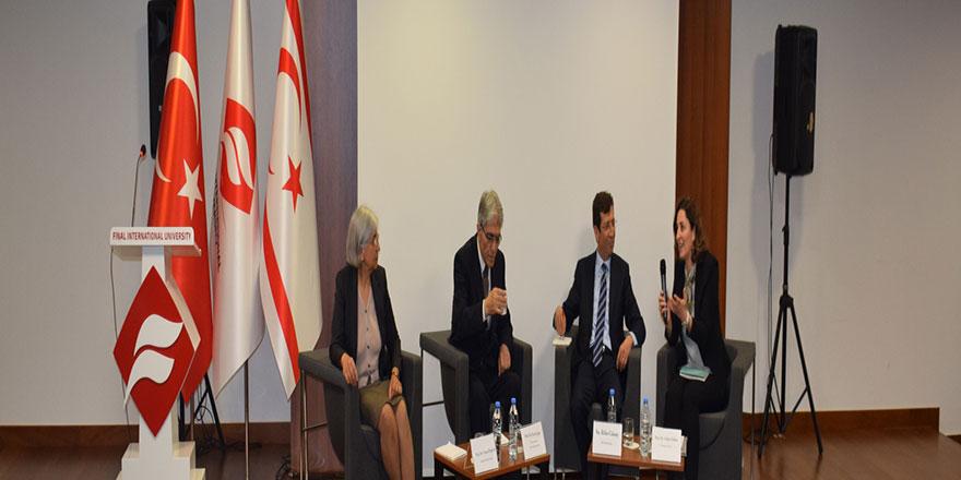 UFÜ'de ekonomi paneli