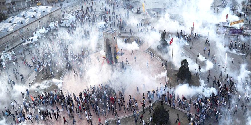 Gezi Parkı iddianamesi kabul edildi