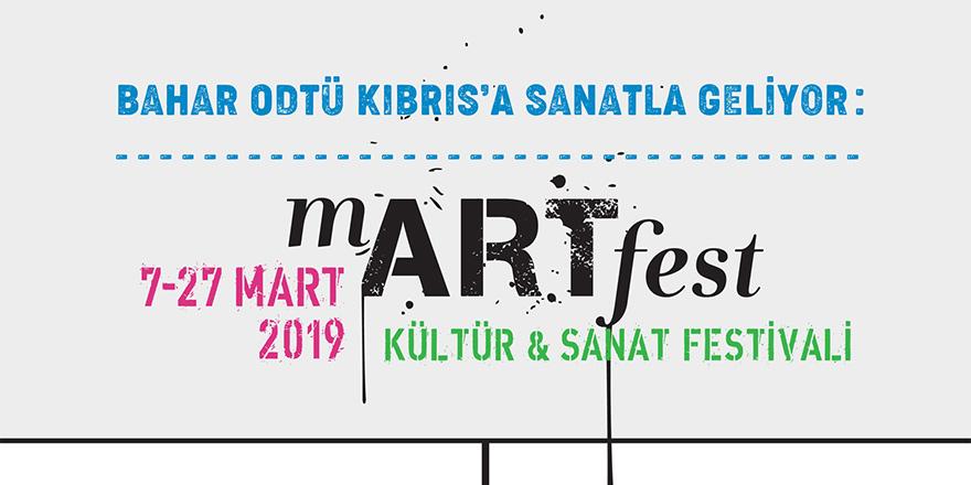 ODTÜ Martfest'i 7 mart'ta başlıyor
