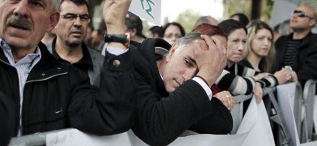 Kıbrıslı Rumlarda hayal kırıklığı ve öfke