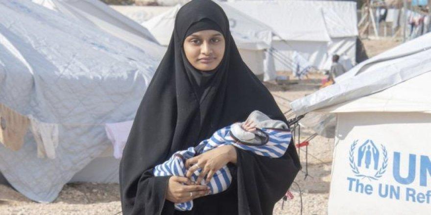 İngiltere İçişleri Bakanı, Şamima Begüm'ün bebeğinin ölümü sonrası eleştiriliyor