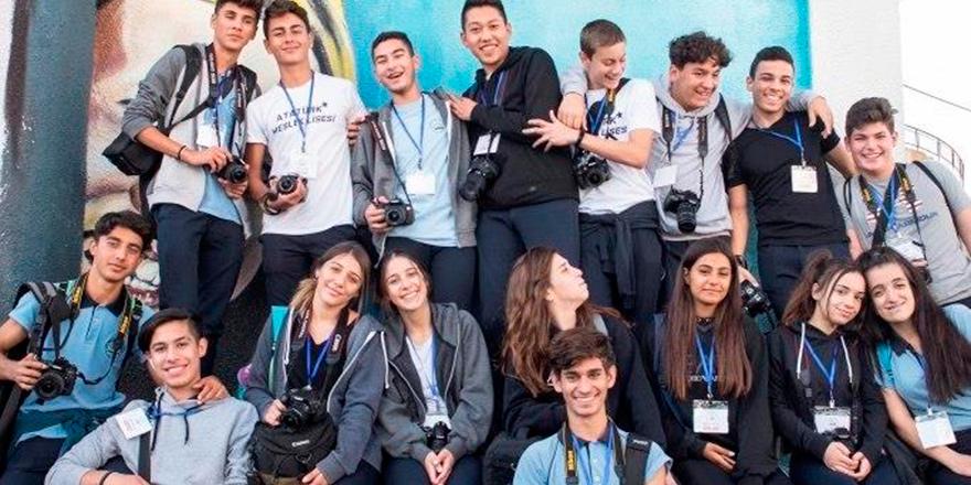 Limasol Bankası Atatürk Meslek Lisesi İşbirliği 5. Yılında