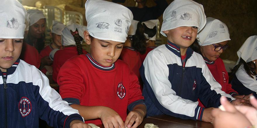 Kıbrıs mutfağı ve kültürü eğitiminde  Nitovikla
