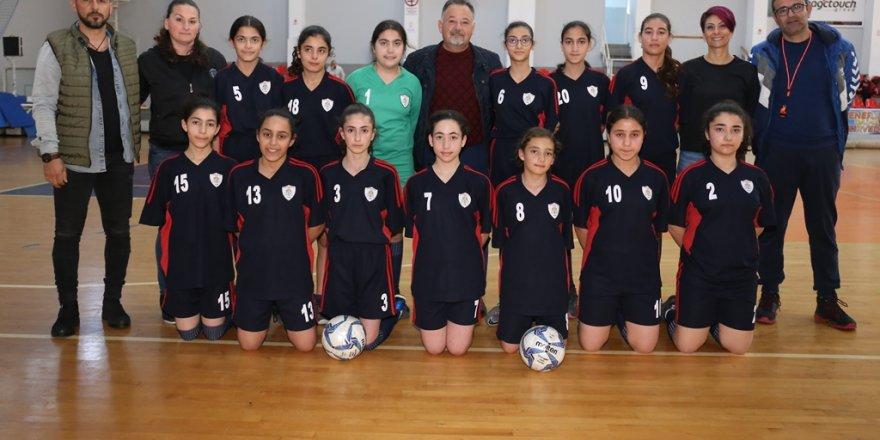 Futsalda final zamanı