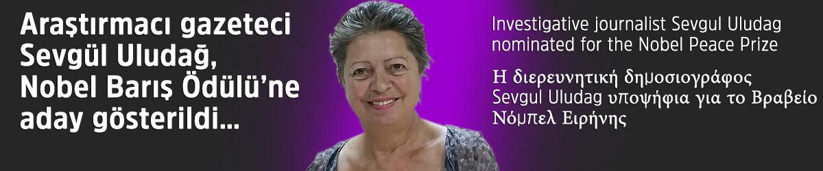 Uludağ, Nobel Barış Ödülü'ne aday gösterildi