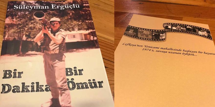 Ergüçlü kitabının gelirini Kemal Saraçoğlu Vakfı'na bağışlayacak