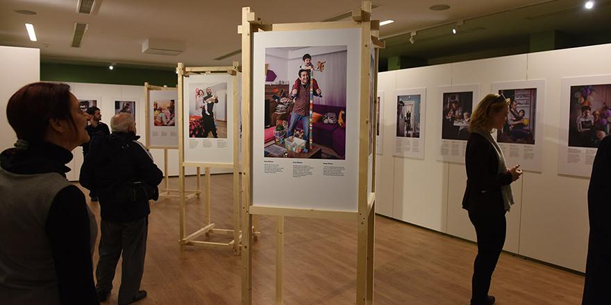'Swedish Dads & Cypriot Dads' fotoğraf sergisi