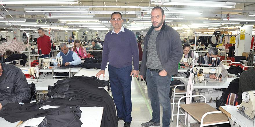 Nicole Manufacturing, tekstil ihracatında istikrarlı
