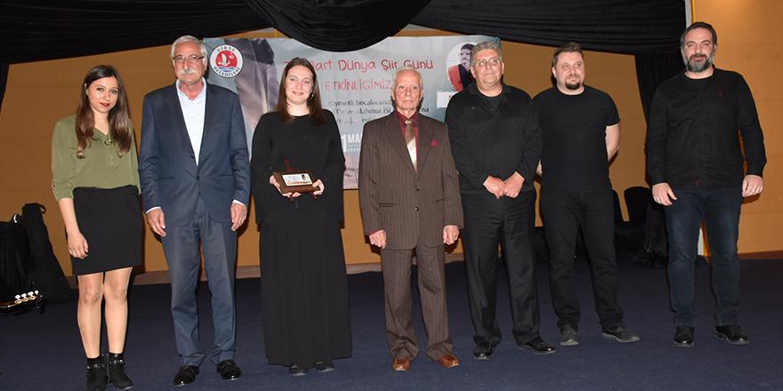 Neriman Cahit ve Mahmut İslamoğlu onuruna etkinlik