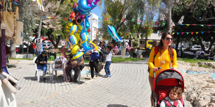 CTP Girne İlçesi'nden 'Emekçi Kadınlar Panayırı'