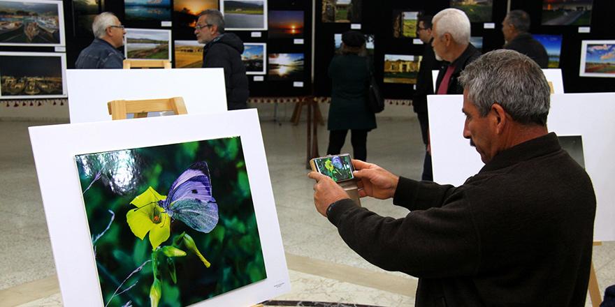 Ödüllü Fotoğraf Sergisi'nin sonuçları açıklandı.