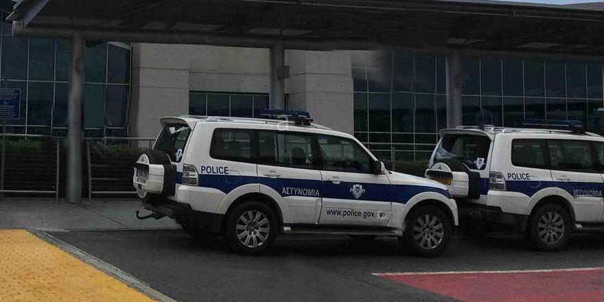 Larnaka'da 'terör' tutuklaması